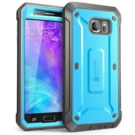 Galaxy S6 Case, SUPCASE Full-body Rugged Holster Case