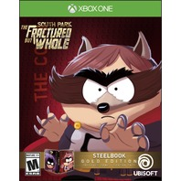 South Park: The Fractured But Whole SteelBook Gold Edition (Xbox One) - SEALED