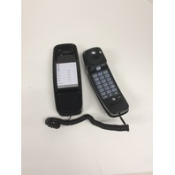Trimline White Corded Phone - At&T Black TR1909