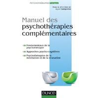 manuel de psychothérapies complémentaires; fondements, mise en oeuvre