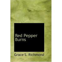 Red Pepper Burns
