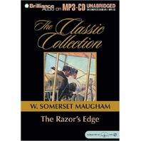 The Razor's Edge (Brilliance Audio on MP3-CD the Classic Collection)