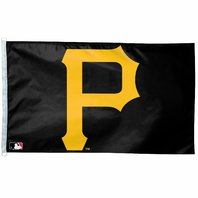 Wincraft Win-19159010 Pittsburgh Pirates Mlb 3x5 Banner Flag [36x60]