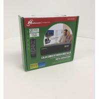 Mediasonic HOMEWORX HDTV Digital Converter Box, Recording & Media Player