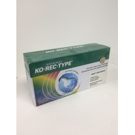Ko-Rec-Type 93259-0 Premium Compatible Laser Toner Cartridge for HP CE320A #128A