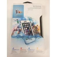 Genuine Lifeproof Nüüd IPhone 6 Case - White