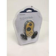 Insignia Armband AM/FM Stereo Radio