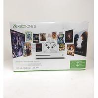 Xbox One S 500gb by Microsoft
