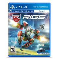 RIGS MECHANIZED COMBAT LEAGUE (PSVR) [RP] - SEALED
