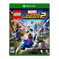 Warner Bros. Lego Marvel Super Heroes 2 (Xbox One) - SEALED