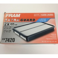 Fram CA7420 Extra Guard Round Plastisol Air Filter