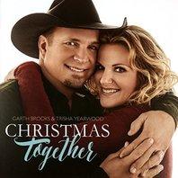 Christmas Together by Garth Brook & Trisha Yearwood (CD 2016) - SEALED