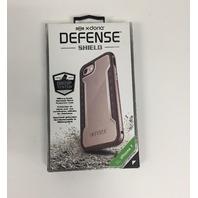 iPhone 7 Case - X-Doria Defense Shield - Rose Gold