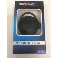 Sabrent Wifi Audio Receiver for Home Stereo, Portable Speakers