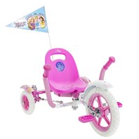 Disney Princess A Toddlers Ergonomic Three Wheeled Cruiser Tricycle - Pink
