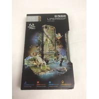 LifeProof FRE RealTree Xtra Light Coral Waterproof Case for iPhone 5/5s - Camo