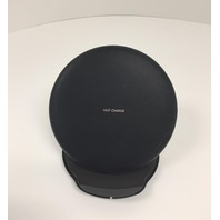Samsung Leather Fast Charge Pad With Stand & Travel Adapter