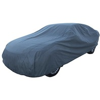 Leader Accessories Basic Guard 3 Layer Breathable Universal Fit Car Cover-200 in