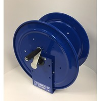 """Coxreels 117-3-250 Compact Hand Crank Hose Reel, 300 PSI, Holds 3/8"""""""