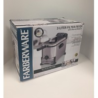 Farberware 3.0l Deep Fryer With Oil Filtration
