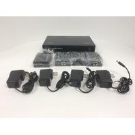 Monoprice 108159 164-Feet Cat5e/Cat6 1x4 HDMI Amplifier/Splitter/Extender