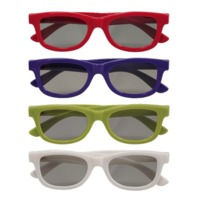 Proline 3d Glasses Fun Pack - Pl3dcl4pk