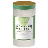 Organic Dead Sea Salt With Eucalyptus, 32 Oz Calily Life