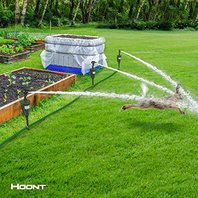 Hoont Cobra Powerful Outdoor Water Jet Blaster Animal Pest Repeller Motion A...