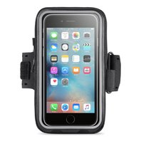 Belkin Storage Plus Armband for iPhone 6 Plus and iPhone 6s Plus - Black