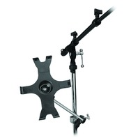 Talent iCLaw Mic/Music Stand Holder for iPad