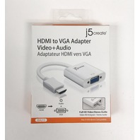 HDMI output to VGA Adapter JDA213