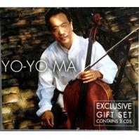Yo-yo Ma - 3 Pak: Yo-yo Ma / Morricone / Soul Of Tango - Cd
