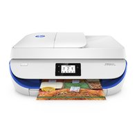 Hp Officejet 4650 Wireless All-In-One Photo Printer, Copier And Scanner - Blue