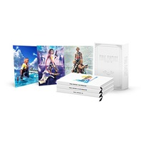Final Fantasy Box Set 2: Official Game Guide - SEALED - Collector's edition