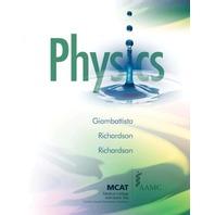 Physics Volume two (Giambattista), Richardson,Robert, Richardson,Betty, Giambattista,Alan,