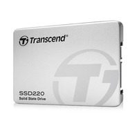 """Transcend 120 GB TLC SATA III 6Gb/s 2.5"""" Solid State Drive (TS120GSSD220S)"""