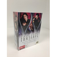 Farscape | Series Collection : Inc Peacekeeper Wars - DVD Region 4