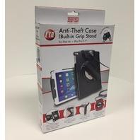 CTA Digital PAD-ACGA iPad Air/iPad Air 2 Antitheft Case with Built-in Grip Stand