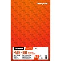 Clearprint C26321621511 11 x 17 in. 4 Fade - Out Vellum