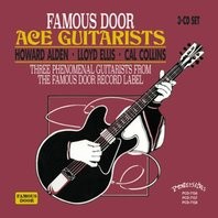 Famous Door Ace Guitarists - CD