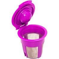 BLENDIN Refillable Reusable K-Cup Coffee Filter Pod, Fits Keurig 2.0 Coffee Makers K200, K300, K400, K500, K600 Series (6)
