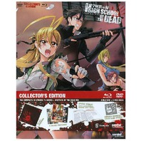 High School Of The Dead: Complete Collection (5 Disc) (buy-ray & dvd combo pack)