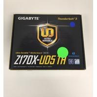 Gigabyte LGA1151 Intel Z170 ATX DDR4 Motherboards GA-Z170X-UD5 TH - Bent Pins