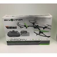 Sky Viper Streaming Video Drone - V2450FPV