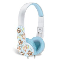 Maxell Safe Soundz Volume Controlled Over-Ear Headphones