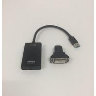 j5create JUA350 USB 3.0 to HDMI External Display Adapter