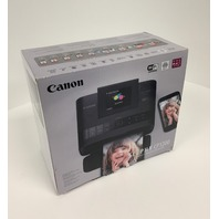 Canon Selphy CP1200 Wireless Photo Printer - Black c/w Easy Photo Pack Bundle