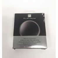 Platinum Series 67mm Camera Polarizing Filter PTMCCP67C