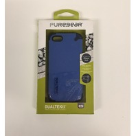 Puregear 02-001-01862 DualTek Extreme Impact Case  for iPhone 5 - Blue
