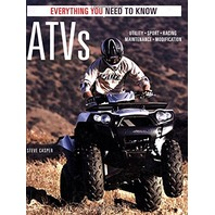 Steve Casper - Atvs: Everything You Need To Know (everything Brand